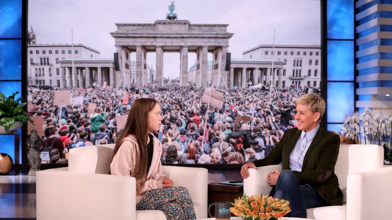 Ellen DeGeneres honors 'power of television' at Golden Globes - CNN