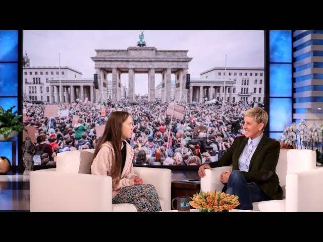 Greta Thunberg On Whether She D Meet With The President