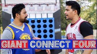 Squadrann Giant Connect 4 | Rannvijay Singha | Harman Singha