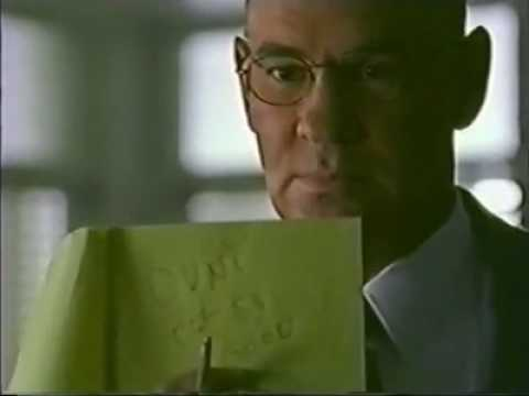 Mitch Pileggi The X-Files Blooper #MP1Bloopers