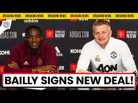 Bailly Signs New Deal! | Paddock Podcast