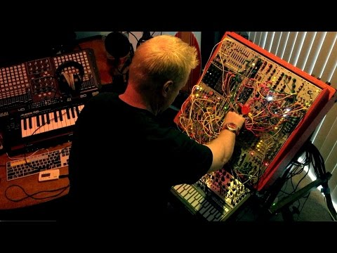 """Modular Synth Live Performance (multi-song) """"Eternal"""" by POB"""