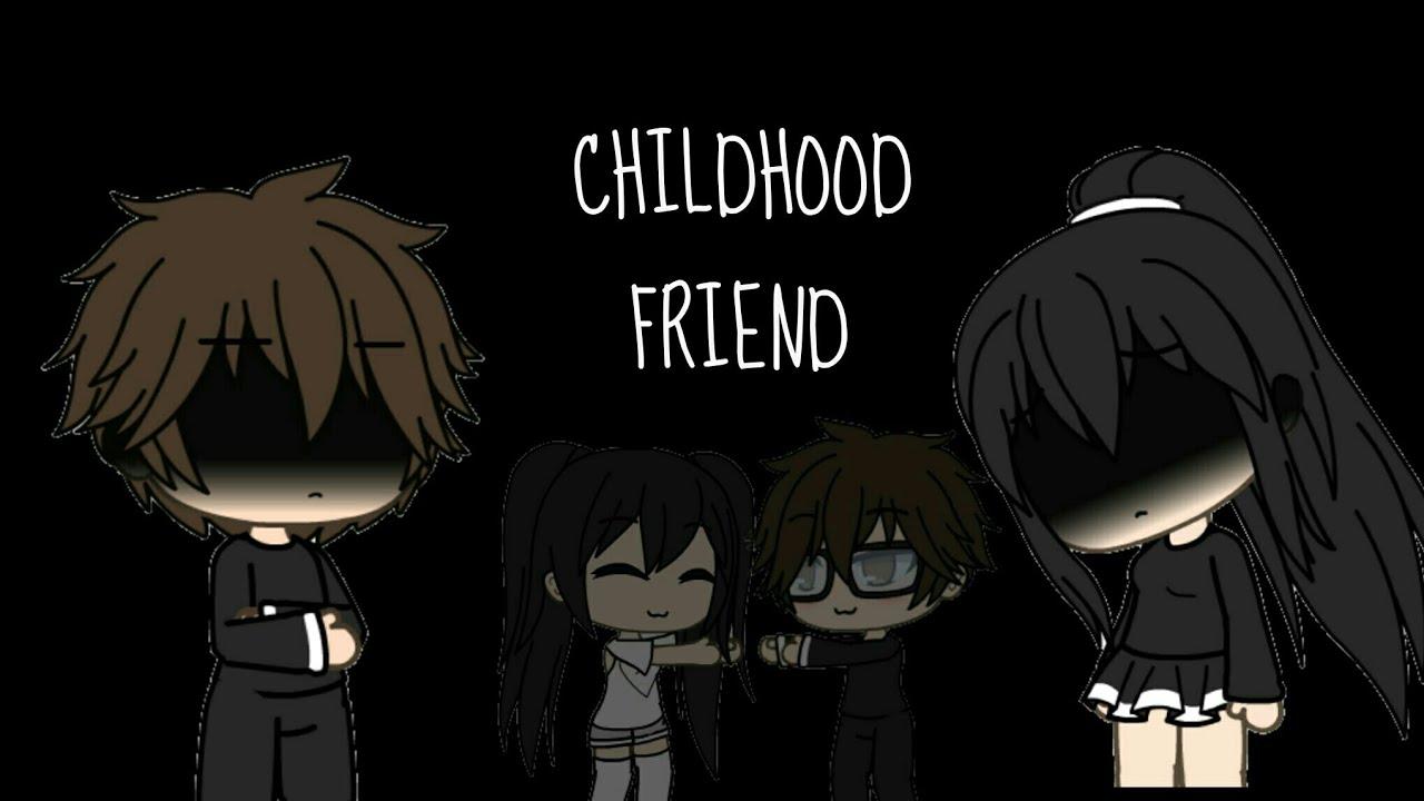 childhood friend gacha life mini movie youtube