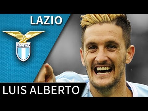 Luis Alberto • 2017/18 • Lazio • Magic Skills, Passes & Goals • HD
