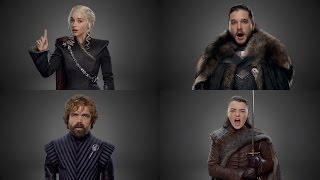 Game of Thrones – All Season 7 Characters from 2017 HBO Promos