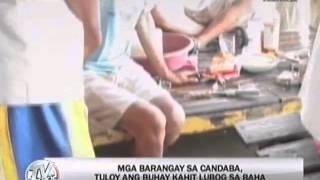 10 Pampanga towns still flooded