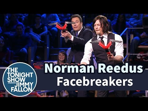 Facebreakers with Norman Reedus streaming vf