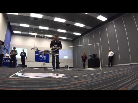 ASME Student Design Competition: Building the Best Drone