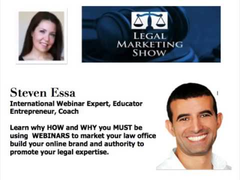 How to Grow Your Law Office with Webinars