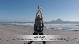 Mindful Movement for Reducing Stress and Anxiety, and Promoting Calm.