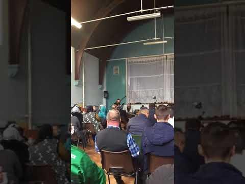 Andreea Moldovan - Pregatire striga Duhul Sfant Biserica Harul Ilford Londra