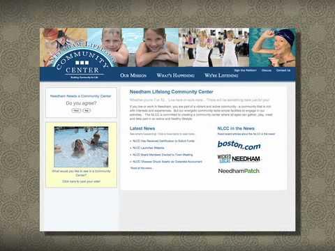 Needham Lifelong Community Center