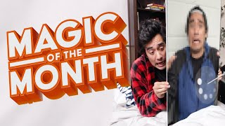 Tricks At Home | MAGIC OF THE MONTH - April 2020