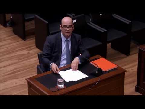 """Fernando Atria: alegato en Tribunal Constitucional por proyecto """"aborto en 3 causales"""""""