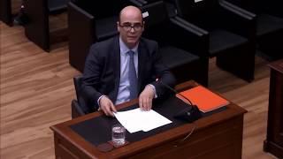 Fernando Atria: alegato en Tribunal Constitucional por proyecto