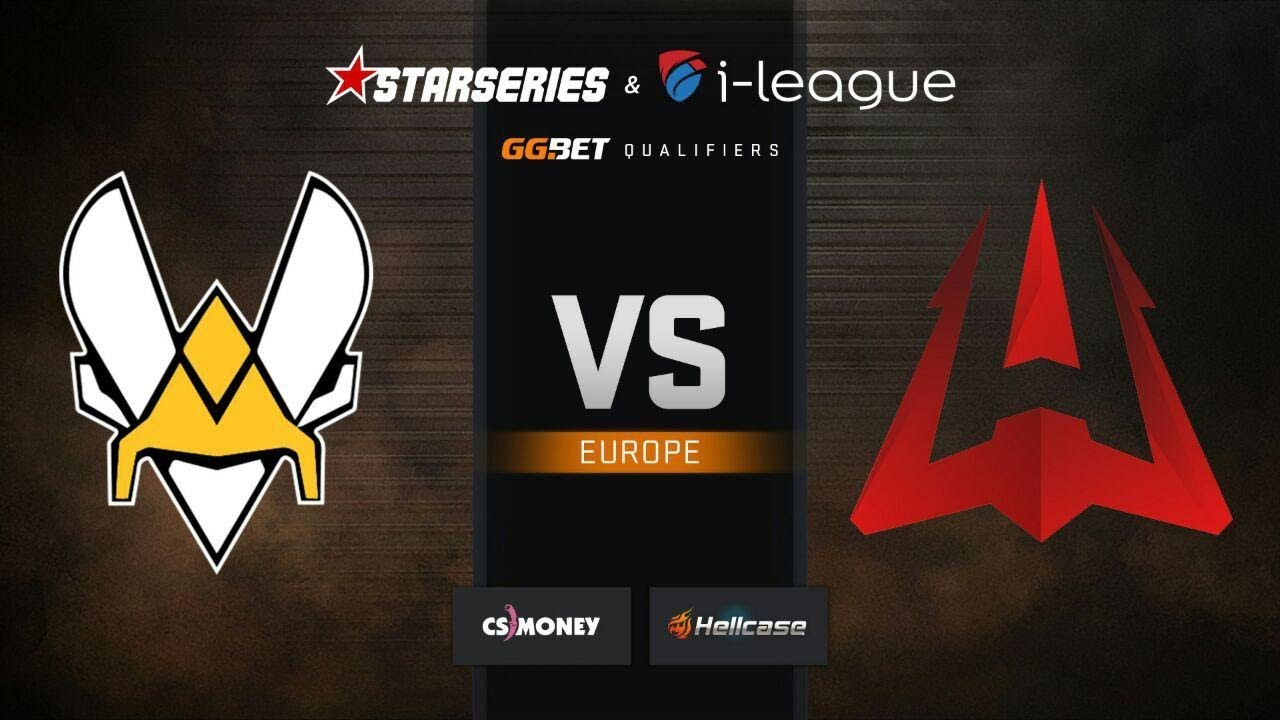 [EN] Vitality vs AVANGAR, map 1 Dust2, StarSeries & i-League S7 GG.Bet EU Qualifier