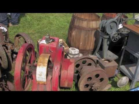 "HUDSON VALLEY OLD TIME POWER ASSOCIATION AUCTION 2016 featuring the ""Hit and Miss"" engine"