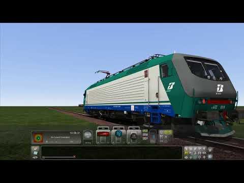 Train Simulator 2017 - RSSLO E412 & BR Class 419 MLV BEMU Add-On