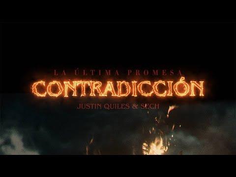 Justin Quiles x Sech - Contradicción (Audio Oficial)