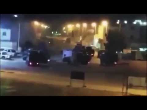 Feu nourri Affrontements Palais roi Salman bin Abdulaziz Arabie Saoudite nuit dernière 21 04 2018