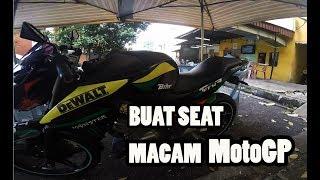 Buat Seat di Misai Kucing | Yamaha FZ150i