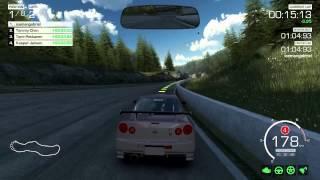 Auto Club Revolution - Gameplay