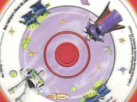 Toy Story: Buzz Lightyear's Music CD