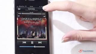 Музыка в iPhone 4 (10/30)