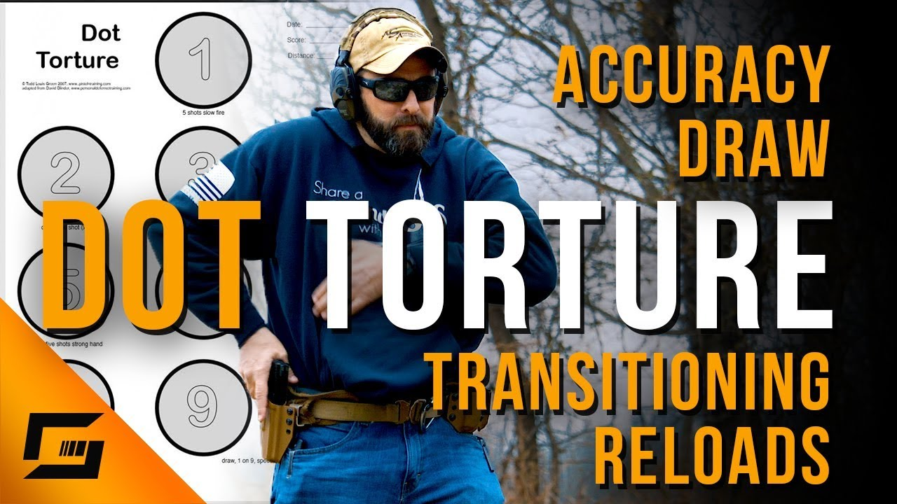 Dot Torture Pistol Drill with Grant LaVelle