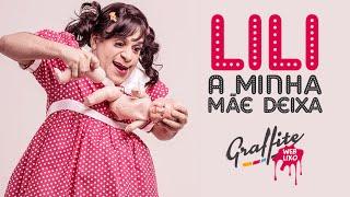 Lili (A Minha Mãe Deixa) encontra Papai Cruel (Caju) - Graffite Weblixo thumbnail