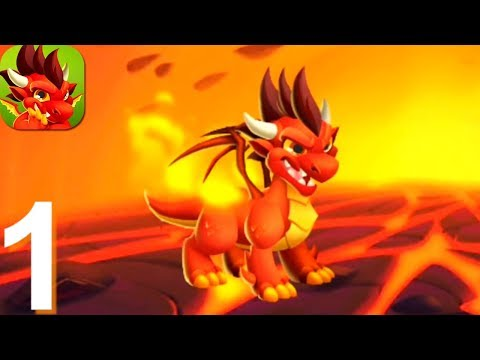Dragon City - Walkthrough Part 1 - Android IOS Gameplay HD
