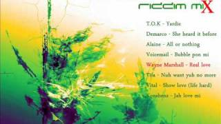 Bubble Gum Riddim Mix [November 2011] [Washroom Entertainment]