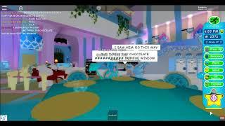 fisrt vlog in roblox yey
