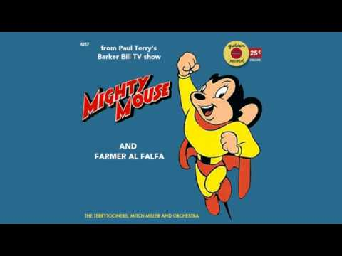Mighty Mouse Theme Song   YouTube