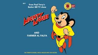 Repeat youtube video Mighty Mouse Theme Song   YouTube