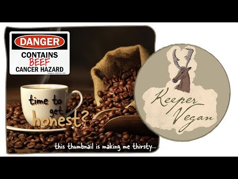 Coffee Gets Cancer Warning - Is Meat Next?