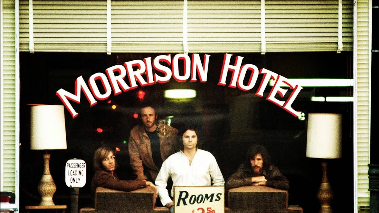 The Doors Waiting For The Sun Remastered Youtube