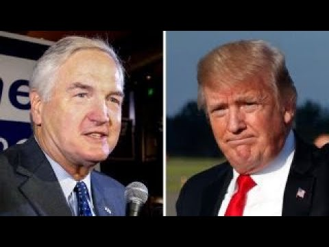 Trump to travel to Alabama to support Sen. Luther Strange