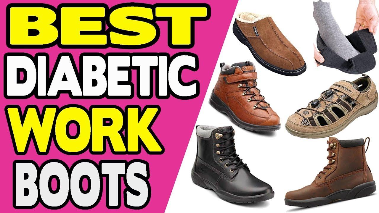 Best Diabetic Work Boots 2018 Top 5 Best Diabetic Work Boots