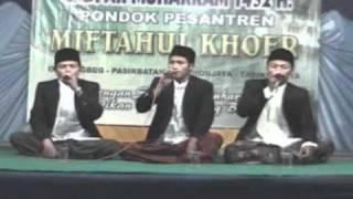 Qori Indonesia - Jazam,Agus & Aef 2