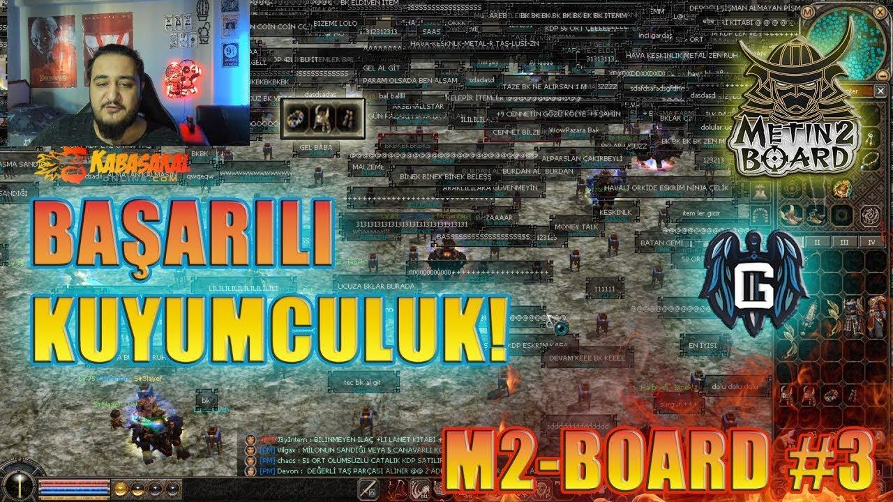AÇ SANDIĞI BAS ARTIYI       M2 Board #3 #Metin2 #Metin2Pvp