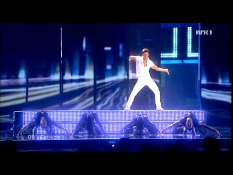 Greece - Final - Eurovision 2009 (HD)