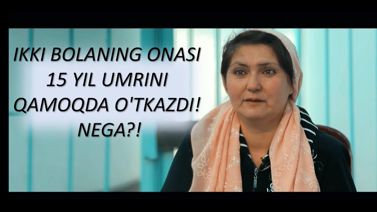 IKKI BOLANING ONASI 15 YIL UMRINI QAMOQDA O'TKAZDI! NEGA?! | QAFASDA 3-QISM