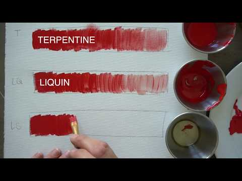 3 Oil Painting Mediums and How to Use Them