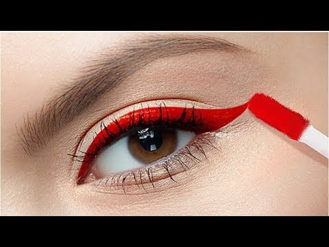 42 MAKEUP LIFE HACKS FOR BRAVE GIRLS