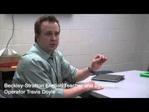 Digital Learning Beckley-Stratton Middle School
