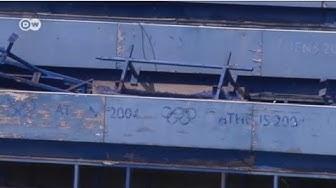 Athen: Olympia-Sportstätten verfallen   Wirtschaft kompakt