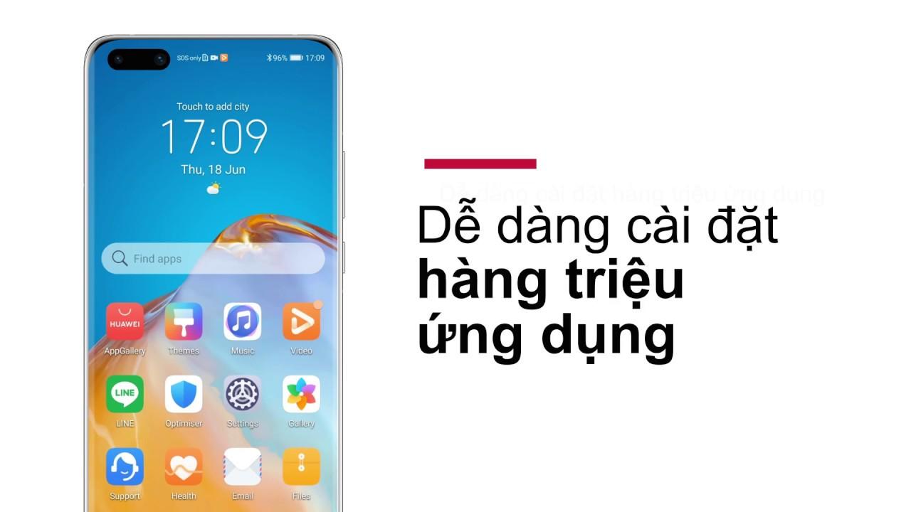 Huawei Petal Search - Dễ dàng cài đặt hàng triệu ứng dụng