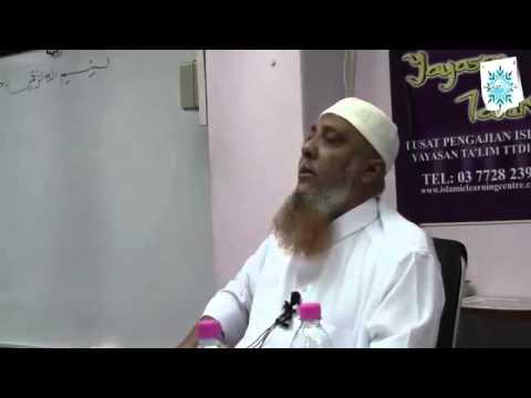 Jamaah Tabligh Firqah Sesat Terbesar Di Dunia - Ustadz Abdul Hakim bin Amir Abdat