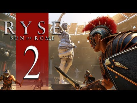 Let's Play Ryse: Son of Rome - EP02 - Beating Up Dad